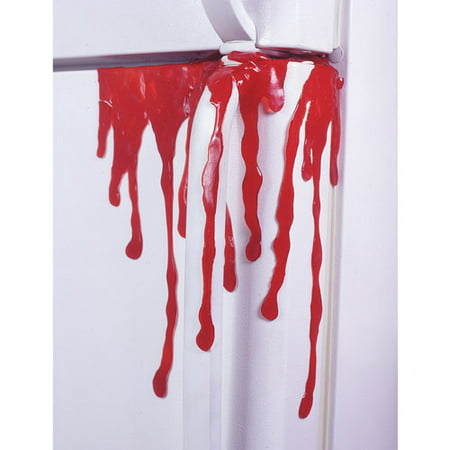 Drips of Blood Adult Halloween Accessory