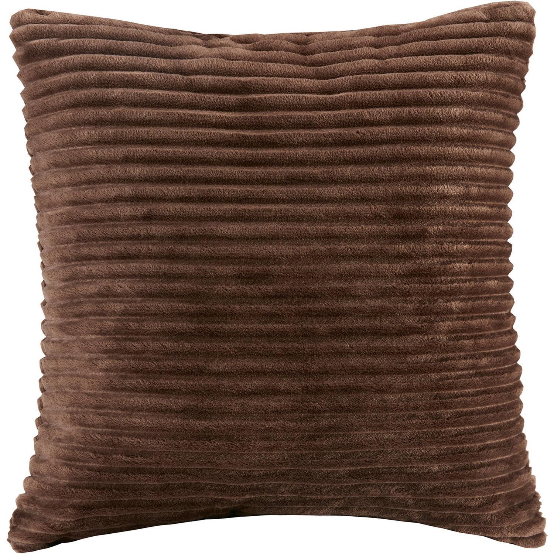 Comfort Classics Williams Corduroy Plush Square Pillow