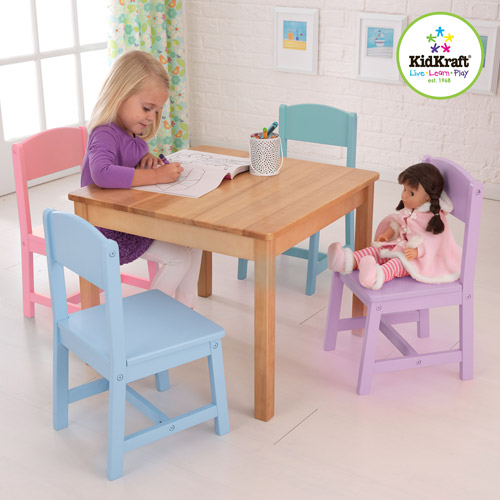 KidKraft Seaside Table and Chairs Set