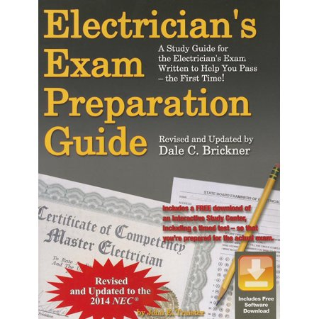 Electricians Exam Preparation Guide To The 2014 Nec  Paperback