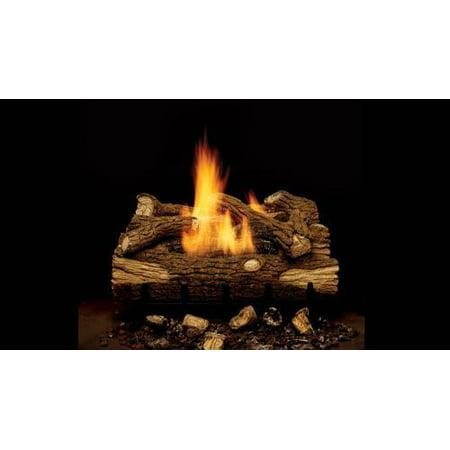 """24"""" EYF Burner Natural Gas 36K BTU in Millivolt Control - BURNER ONLY"""