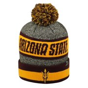Arizona State Sun Devils Top of the World Cumulus Pom Knit Beanie