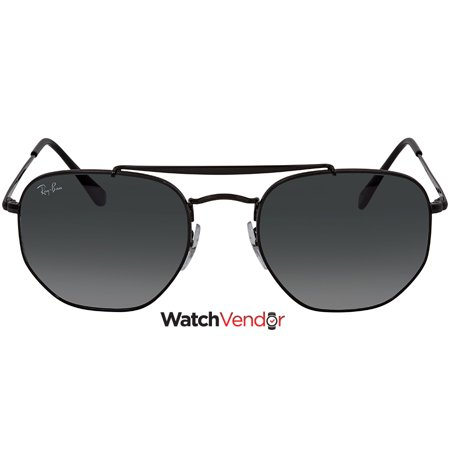 96e2912fa7944 Ray Ban Marshal Grey Gradient Sunglasses RB3648 002 71 54 - image 1 of 3 ...