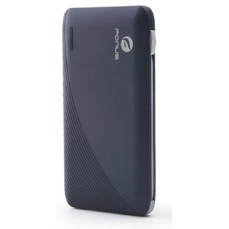 Slim 10000mAh Portable Battery Charger Backup PowerBank for  Verizon iPhone 5C - Verizon iPhone 5 - Verizon iPad Mini 2 - Verizon iPad Mini - Verizon iPad Air 2 - Verizon iPad Air - Sprint LG Stylo 3 (Backup Battery For Ipad)