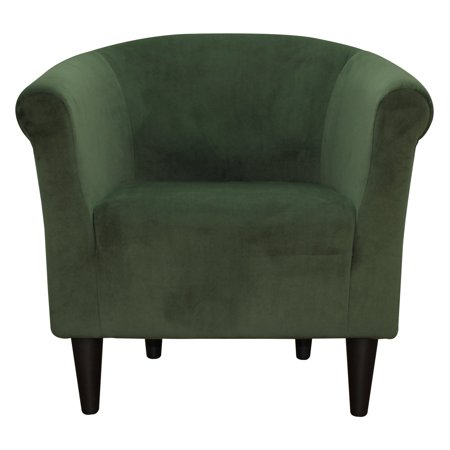 Ms Newport 1 Light - Newport Club Chair - Microfiber Forrest Green
