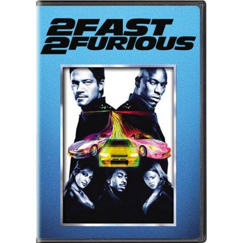 2 Fast 2 Furious DVD, Widescreen