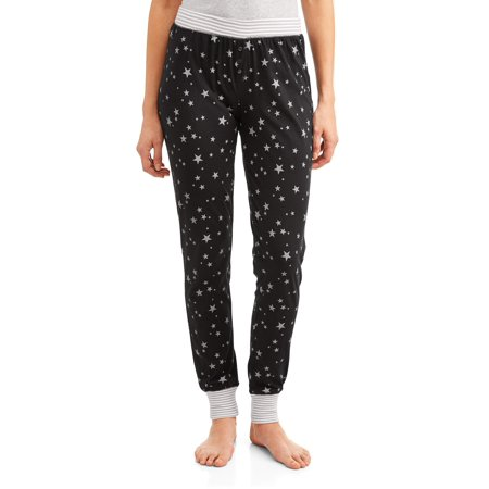 JV Apparel Women's and Women's Plus Sleep Jogger Pant