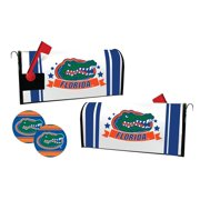 Florida Gators Magnetic Mailbox Cover and Sticker Set