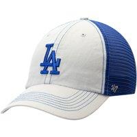 Los Angeles Dodgers '47 Trawler Clean Up Trucker Hat - Gray - OSFA