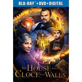 The House With A Clock In Its Walls Blu Ray Dvd Digital Copy