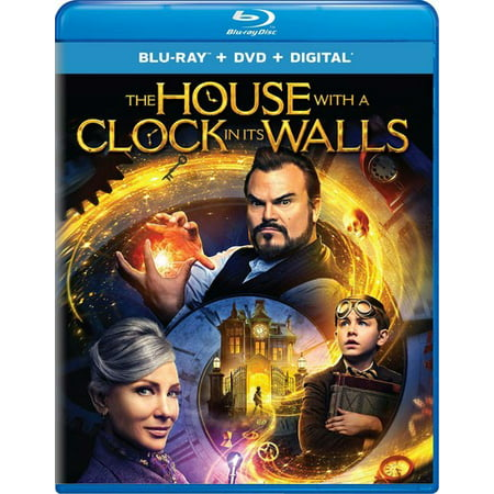 The House With a Clock in Its Walls (Blu-ray + DVD + Digital Copy)