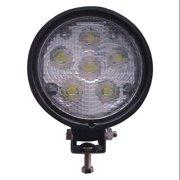 JETCO 123-33161XV-8 Flood Utility Worklight,Clear G0702619