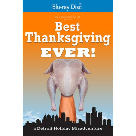 Best Thanksgiving Ever (Blu-ray) (Best Blu Ray Transfers Ever)