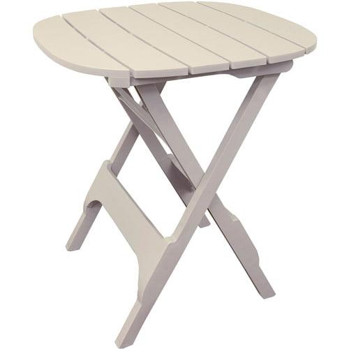 Adams Outdoor Bistro Table, Desert Clay