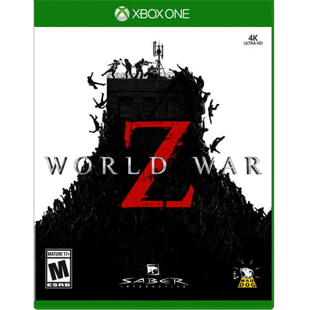 World War Z, Mad Dog Games LLC, Xbox One, 710535418859