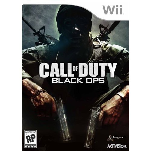 Call Of Duty Black Ops Wii Walmart Com Walmart Com