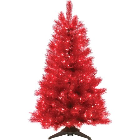 MOUNTAIN KING PRELIT ARTIFICIAL CHRISTMAS TREE - MOUNTAIN KING PRELIT ARTIFICIAL CHRISTMAS TREE - Walmart.com