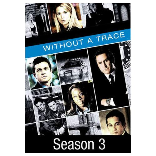 Without a Trace: Season 3 (2004)