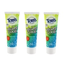 Toothpaste: Tom's of Maine Wicked Cool!