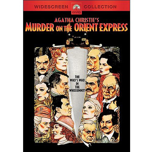Agatha Christie's Murder On The Orient Express (Widescreen)