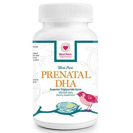 Best prenatals with dha