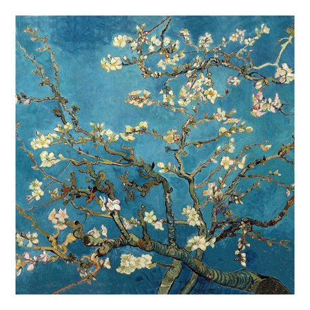 Almond Blossoms by Van Gogh Wall Art (Vodka Van Gogh)