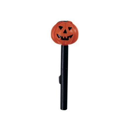 Flashing Eyes Halloween Lights (Pumpkin Flashlight - Classic Halloween Costume)