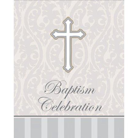 INV 6/8CT FLD BAPTISM - Banner Baptism
