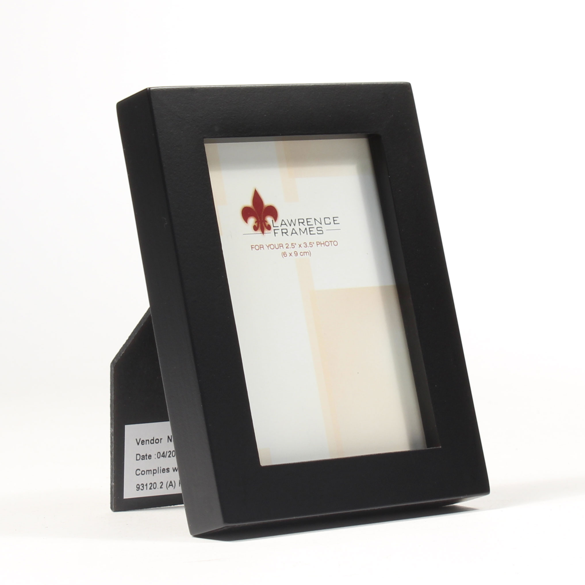 2x3 Black Wood Picture Frame Gallery Collection Walmartcom