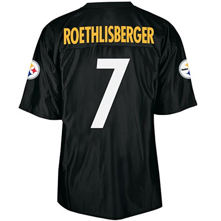 los angeles c27b2 a9085 NFL - Men's Pittsburgh Steelers #7 Ben Roethlisberger Jersey