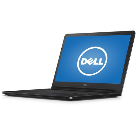 Dell Black 15 6  Inspiron I3552 Laptop Pc With Intel Pentium N3700 Processor  4Gb Memory  500Gb Hard Drive  Touch Screen And Windows 10 Home