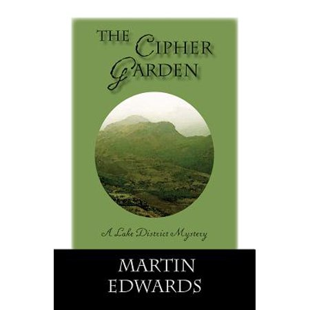 The Cipher Garden : A Lake District Mystery - Lake District Halloween