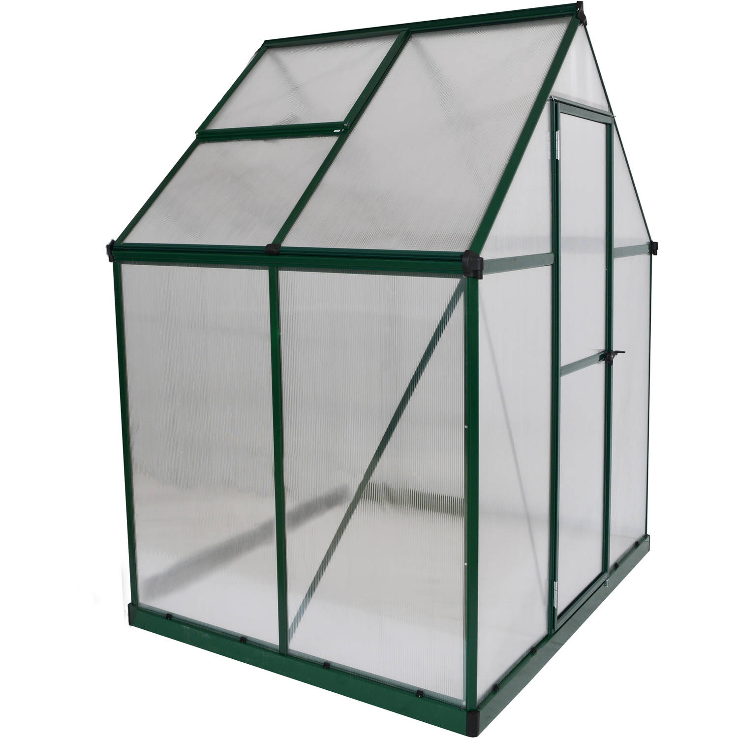 Mythos 6' x 4' Greenhouse, Green by Greenhouses