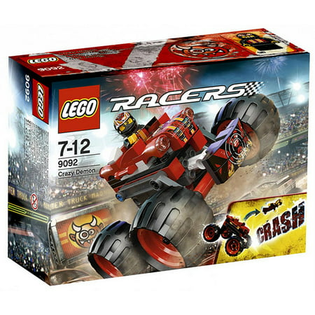 Racers Crazy Demon Set LEGO 9092 - Lego Crazy Contraptions