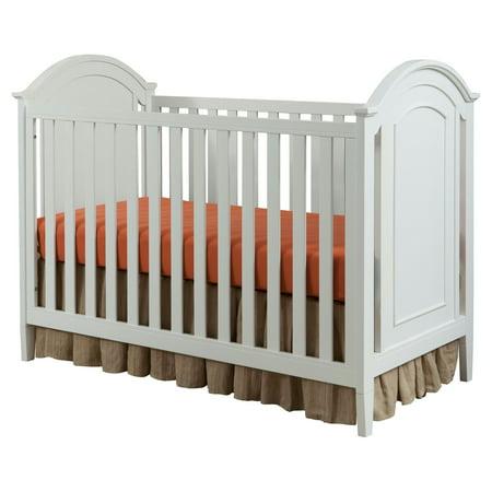 Designer Crib - Imagio Baby by Westwood Design 3-in-1 Convertible Crib White