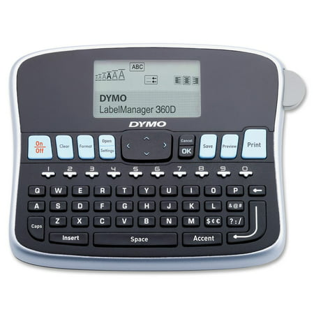 360D LabelManager LabelMaker
