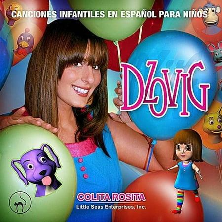 Colita Rosita: Canciones Infantiles Para Ninos (Disfraces Halloween Para Ninos)