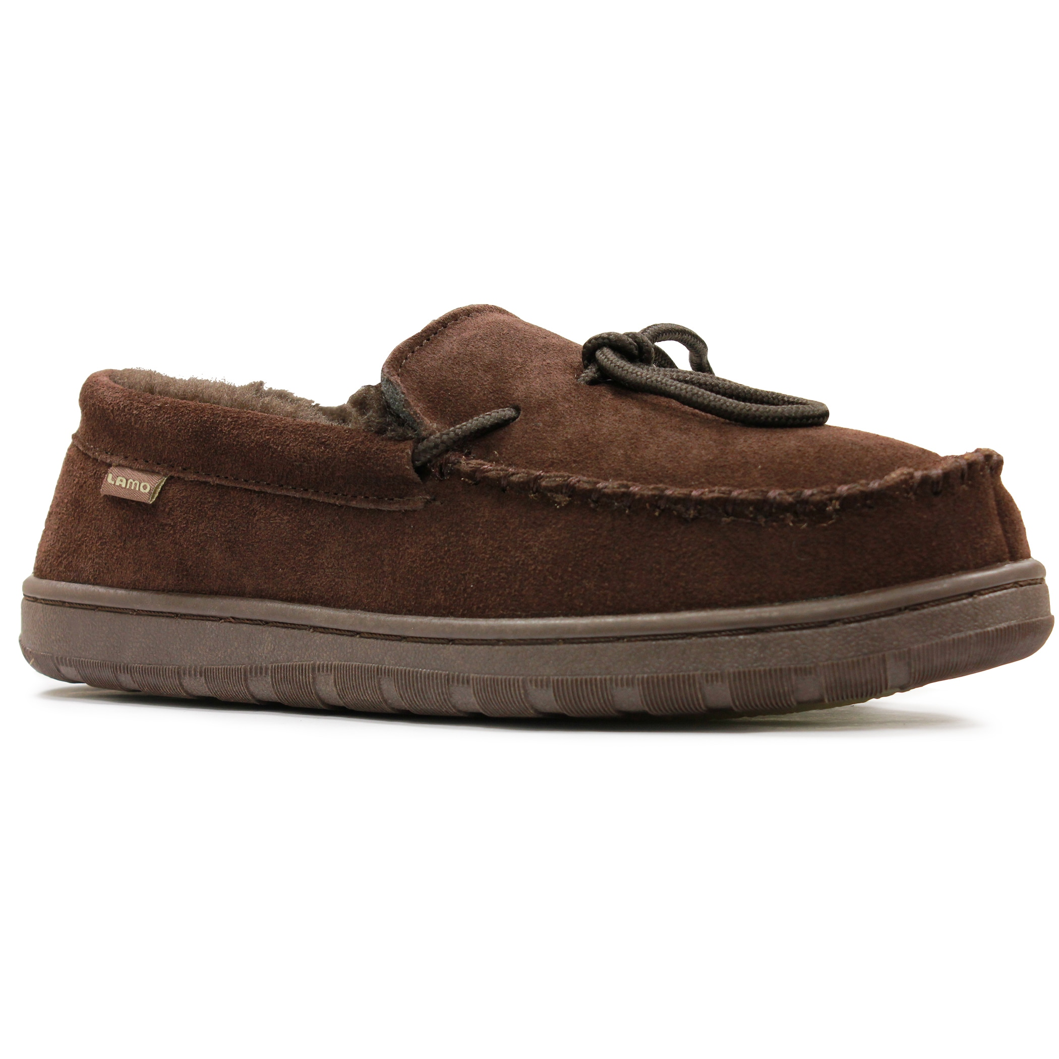Lamo Ladies Rubber-soled Moccasin by Overstock