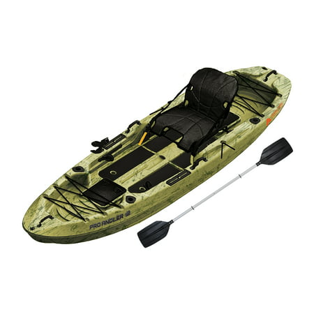Ozark Trail 12' Angler Kayak, Grass
