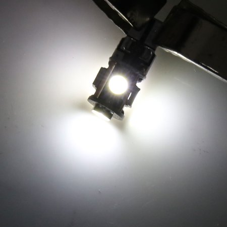 10Pcs T10 White 5 5050-SMD Canbus LED Car Panel Light Interior W5W 192 158 194 - image 2 of 3