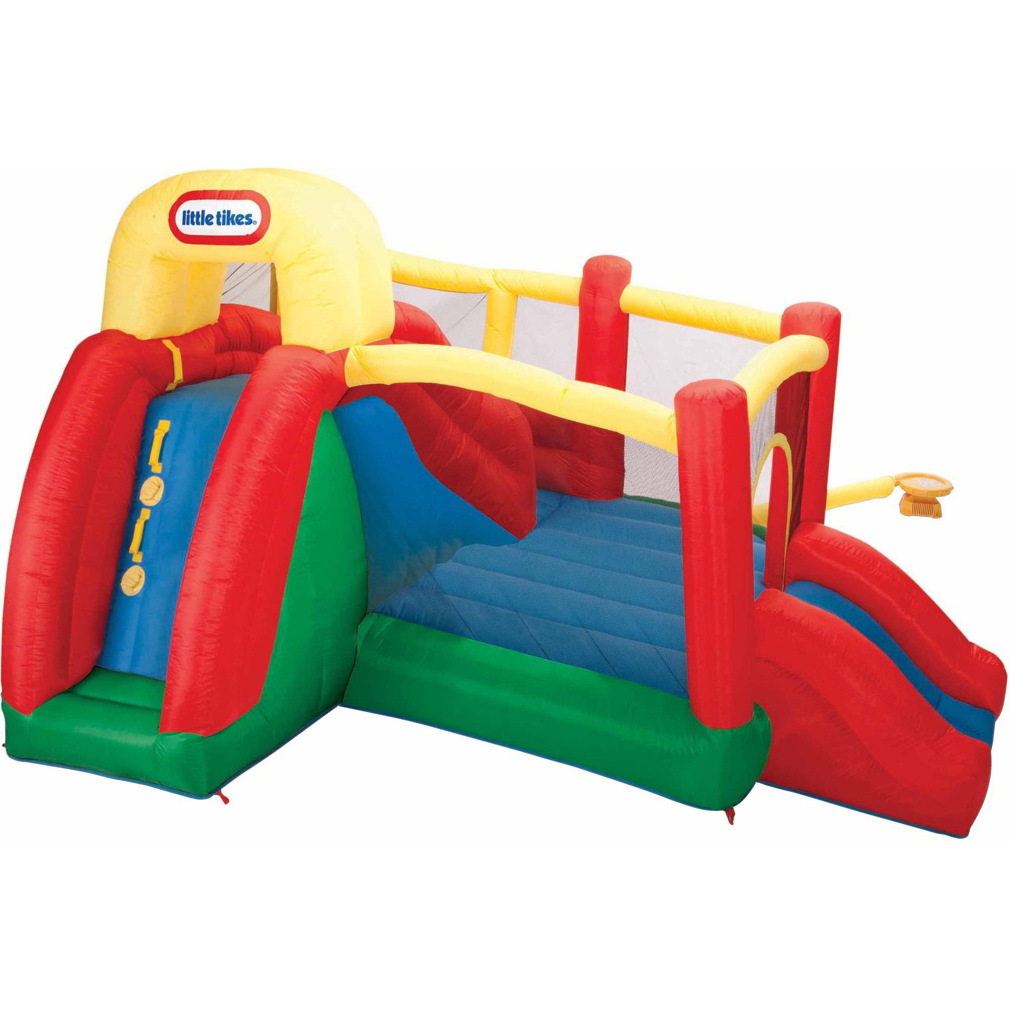 Little Tikes Fun Slide 'n' Bounce Bouncer