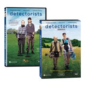 Detectorists: Series 1 and 2 DVD Set British Comedy by RLJ/SPHE