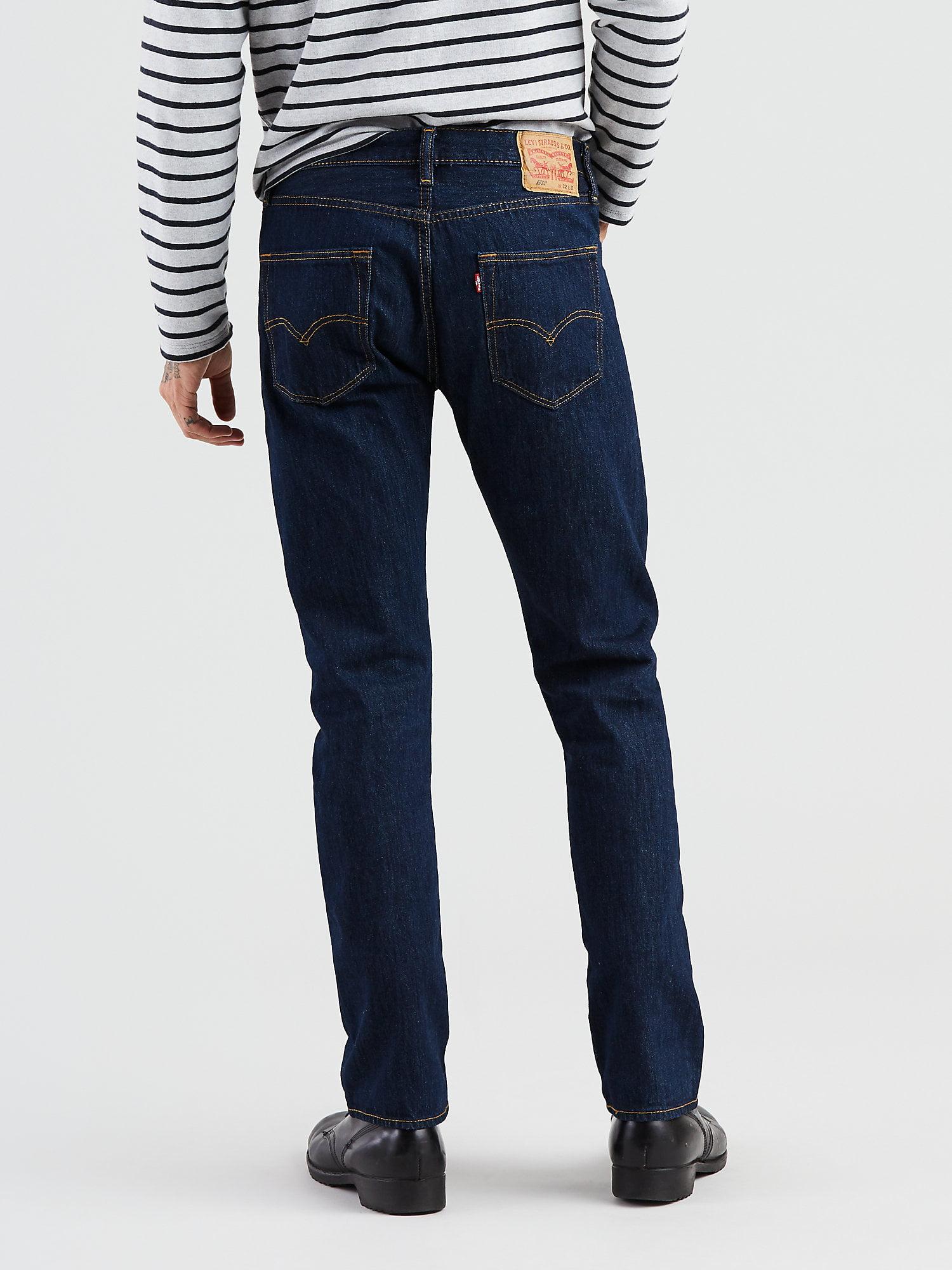 b7469c2c Levi's - Levi's Men's 501 Original Fit Jeans - Walmart.com