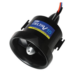 E-Flite DF15 Delta-V 15 69mm Electric Ducted Fan Unit