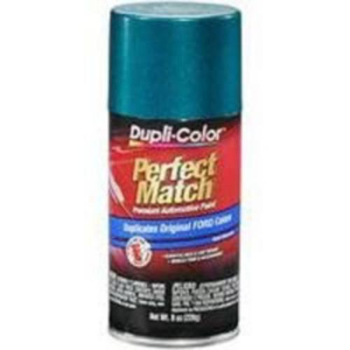 Krylon BFM0345 Perfect Match Automotive Paint, Ford Pacific Green, 8 Oz Aerosol Can
