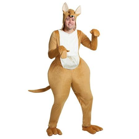 Kangaroo Adult Costume (Kangaroo Costume Adult)