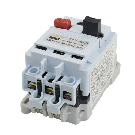 DZ162-40 20Amp 500Amp Breaking Capacity Circuit Breaker - Walmart.com