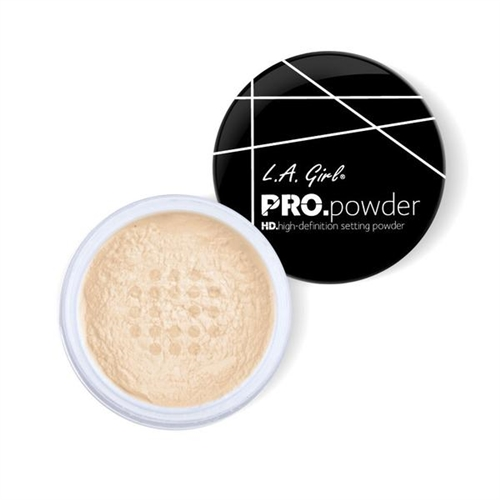 L.A Girl HD Pro Setting Powder- Banana Yellow