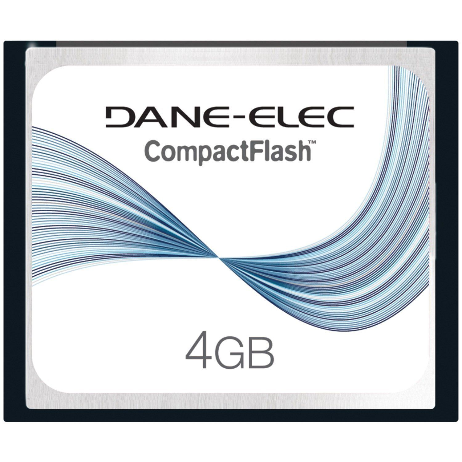 Dane-Elec Compact Flash 4GB Compact Flash Memory Card