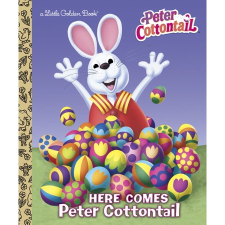 Here Comes Peter Cottontail Little Golden Book (Peter
